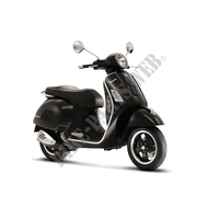 300 GTS 2009 Vespa GTS ie Super